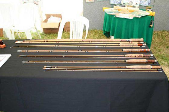 Canne in bamboo di Tosti Mauro