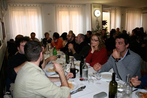 Il pranzo dal mitico Donato