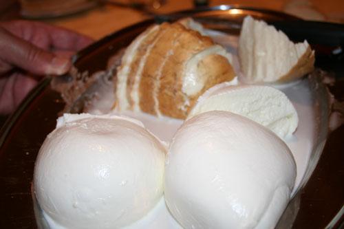 mozzarelle di bufala