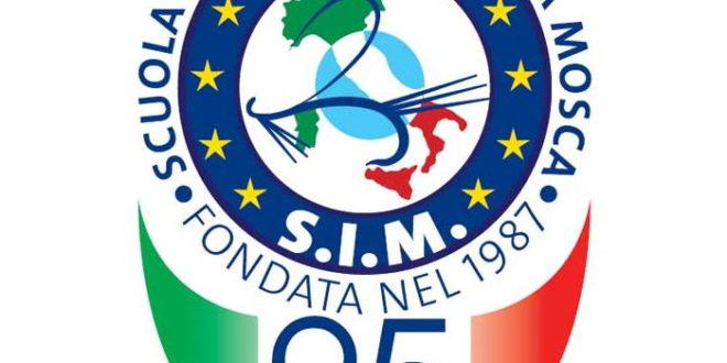 Logo SIM 25 anni