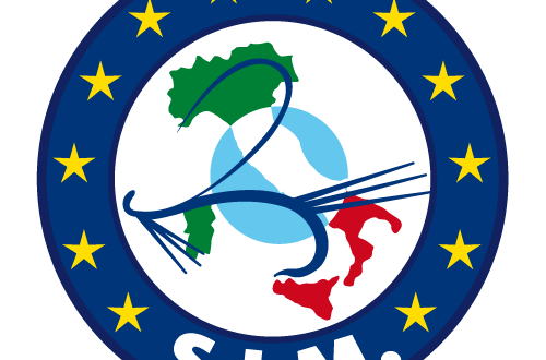 Logo Scuola Italiana di Pesca a Mosca - SIM