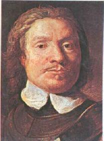 Ritratto di Lord Oliver Cromwell