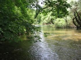 S Pietro Avellana fiume Sangro